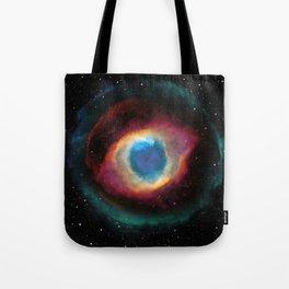 Helix (Eye of God) Nebula Tote Bag