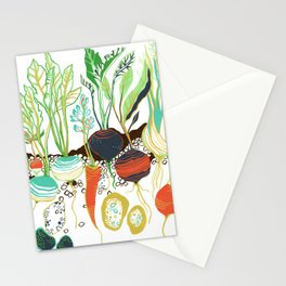 Getting to the root of it Stationery Cards
