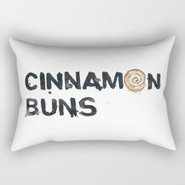 Favourite Things - Cinnamon Bun Rectangular Pillow