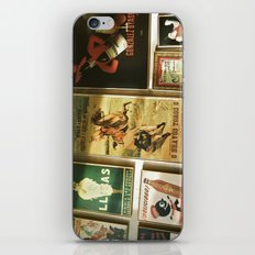 Andaluz Café iPhone & iPod Skin
