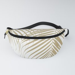 Summer Palm Leaves #1 #tropical #decor #art #society6 Fanny Pack