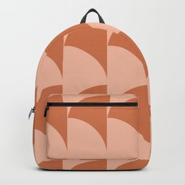 Cleo Pattern - Sunset Backpack