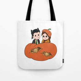 Tasertricks Halloween 2015 Tote Bag