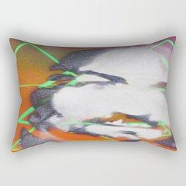 Charlie Manson Rectangular Pillow