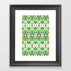 Pixel Perfection Framed Art Print
