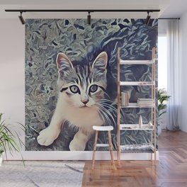 My Favorite Stray Cat Wall Mural