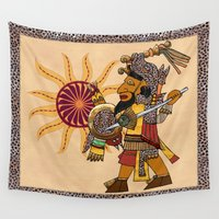 et Wall Tapestries featuring Et Peyum by BohemianBound