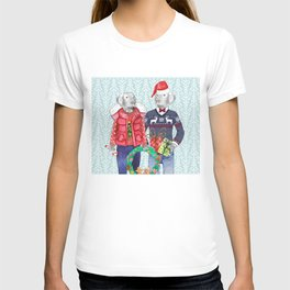 UGLY CHRISTMAS SWEATER WEIMS T-shirt