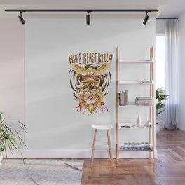Hype Beast Killa Wall Mural