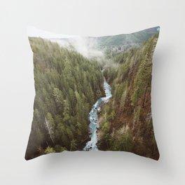 Vance Creek Throw Pillow