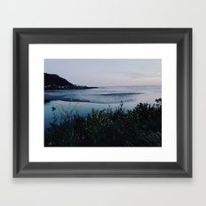Yachats, Oregon Framed Art Print
