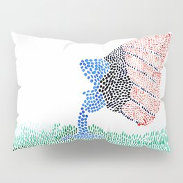 baby butterfly Pillow Sham