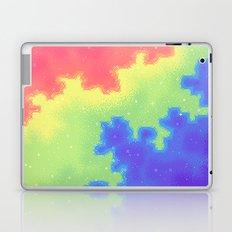 Rainbow Pride Flag Galaxy Laptop & iPad Skin