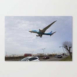 China Southern Boeing 787 Canvas Print