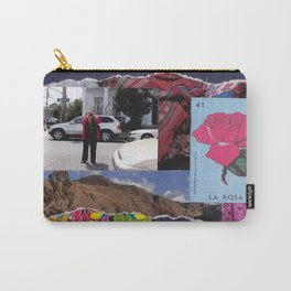 The Rose of New Orleans Carry-All Pouch