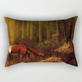 Out of the Woods Rectangular Pillow