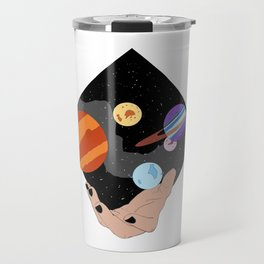 Space Mage Travel Mug