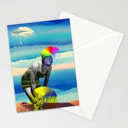 Mrs. Flubber Stationery Cards