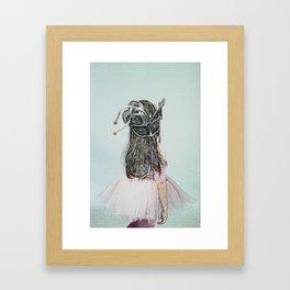 My Untold Fairy-Tales Series (3 of 3) Framed Art Print