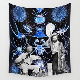 Haeckel's Cure for Arachnophobia Wall Tapestry