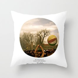 Have a Happy Childhood Throw Pillow