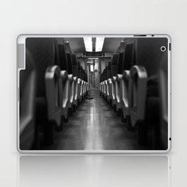 Alone in Train Laptop & iPad Skin