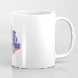 """I AM THE FUTURE"" Next Generation Statement (Gen. 2) Coffee Mug"