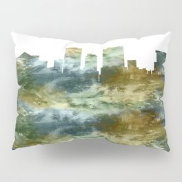El Paso Skyline Texas Pillow Sham