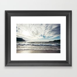 Old Woman Bay Framed Art Print