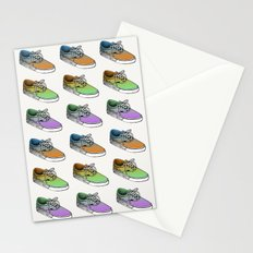 Sneakers II Stationery Cards
