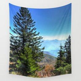 Blue Ridge Mountains North Carolina Wall Tapestry