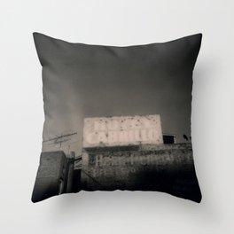 Hotel Cabrillo Throw Pillow