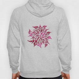 Floral Abstract 26 Hoody