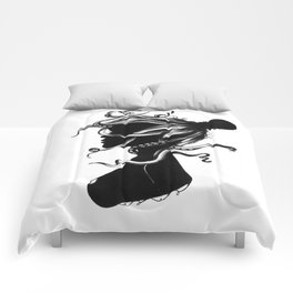 Squindy Silhouette Comforters