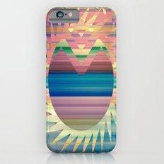 Chevron Sunny Stripes Slim Case iPhone 6s