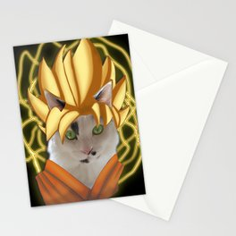 SSJ Son Nala Stationery Cards