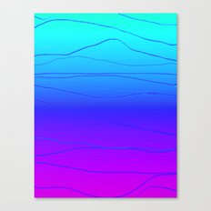 State of Zanity Canvas Print
