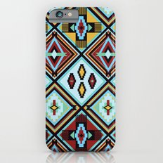NATIVE AMERICAN PRINT Slim Case iPhone 6s