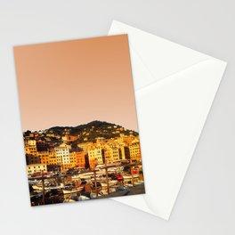 Camogli Harbor Stationery Cards