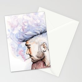 Smokey Zayn Stationery Cards