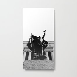 Pro Patria Metal Print