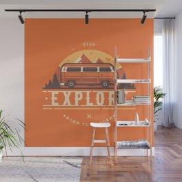 Explore Bully Wall Mural
