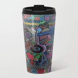 Cuadrados Travel Mug