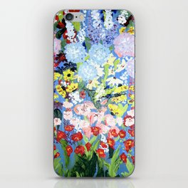 then comes spring iPhone Skin