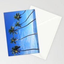 Maui Palm Trees Stationery Cards
