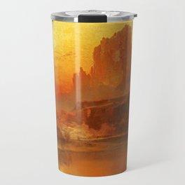 Thomas Moran - The Golden Hour, 1875 Travel Mug