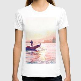 Canal Grande, Venice T-shirt