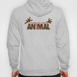 Animal Grunge Jam Hoody