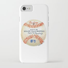 Play Ball! iPhone Case
