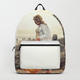 Beach Wanderlust Backpack